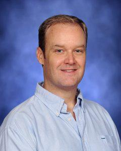 Dr. Matthew Daniels : Director of Music &Liturgy