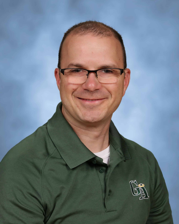 John David Kuhar : Director of Faith Formation