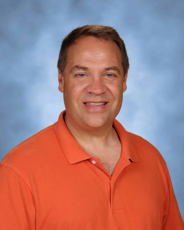 Steve Petty : Pastoral Associate