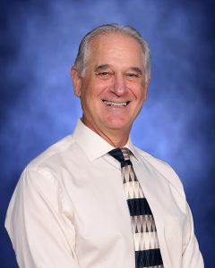 Stephen Turk : School Principal