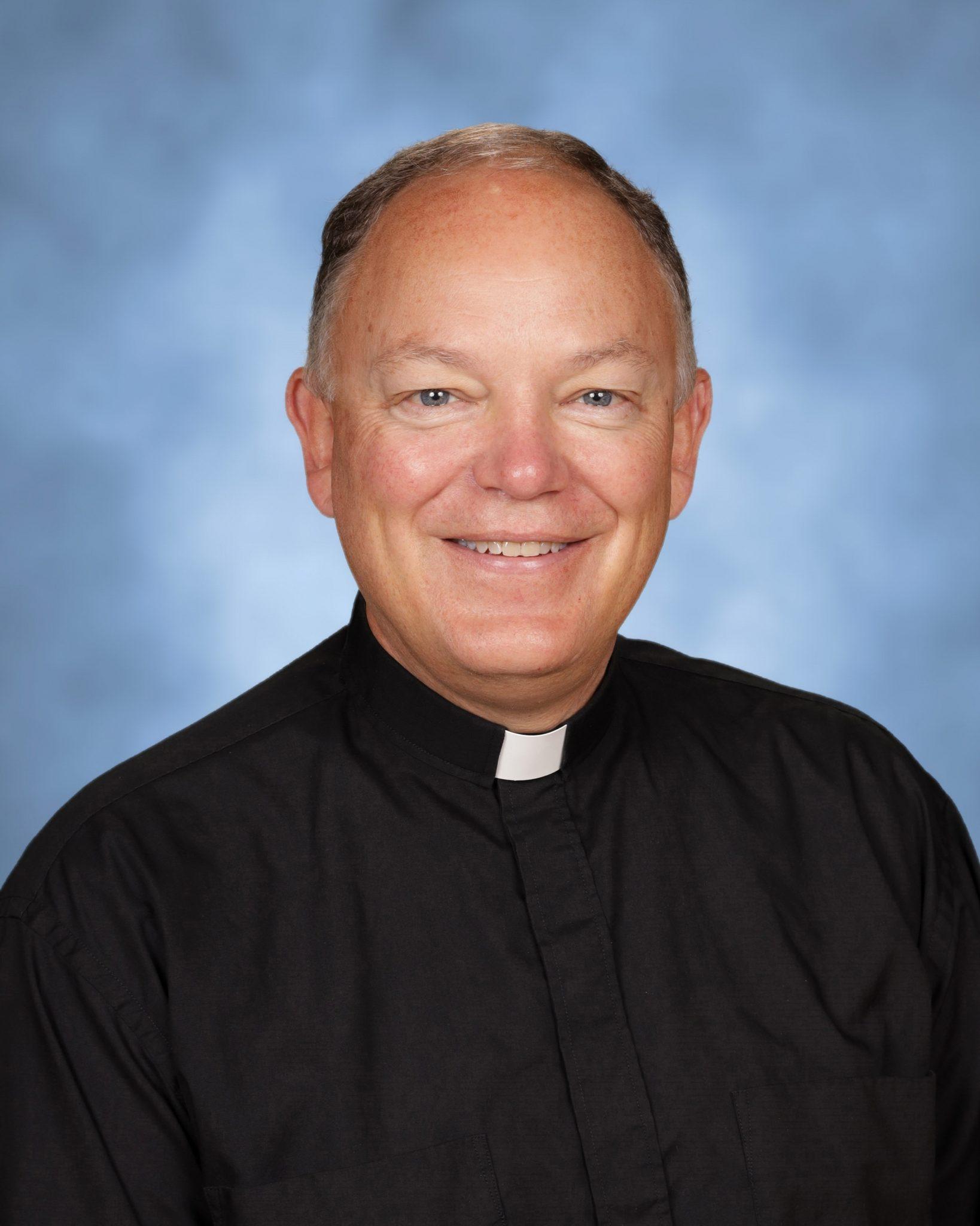 Fr. Tony Richter : Pastor