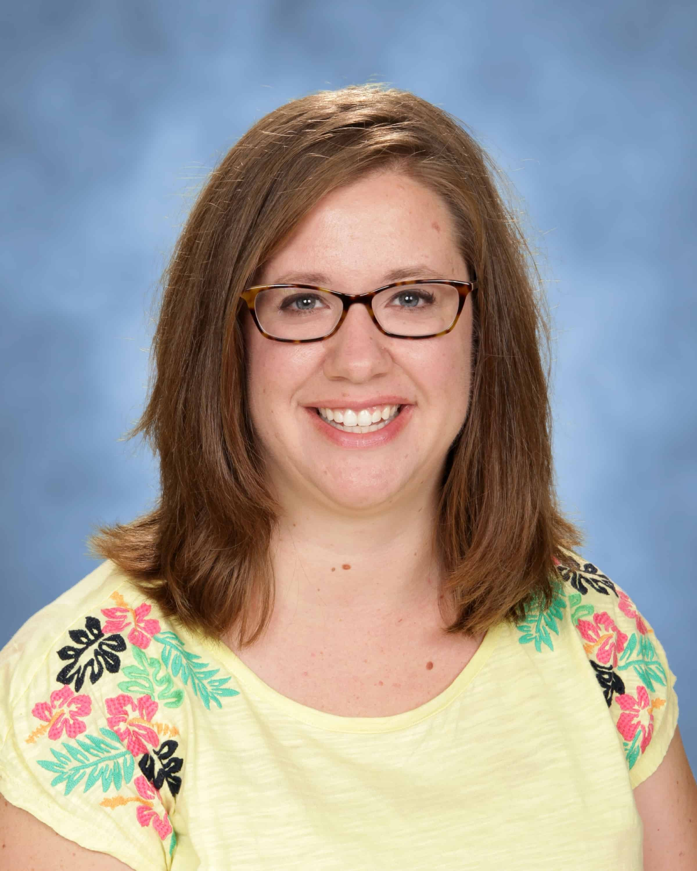 Mrs. Lauren Perry : Coordinator of Marketing Services